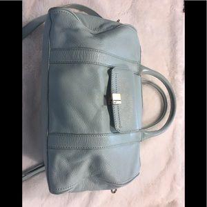 Botkier New York, Large leather cross body purse